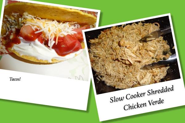 Chicken Verde Recipe