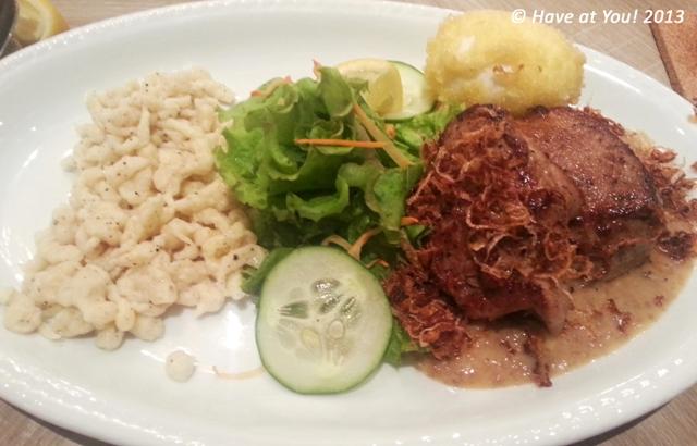 Steak Bfast