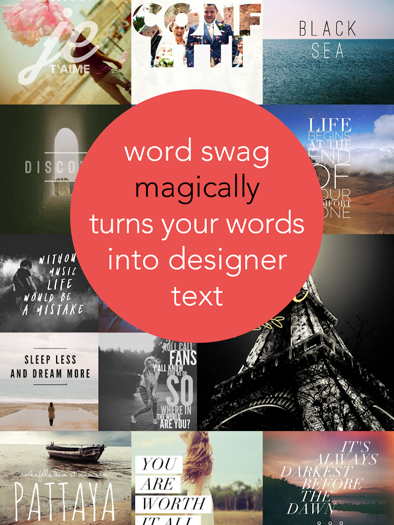 Word Swag - Cool fonts, quotes Screenshot 5