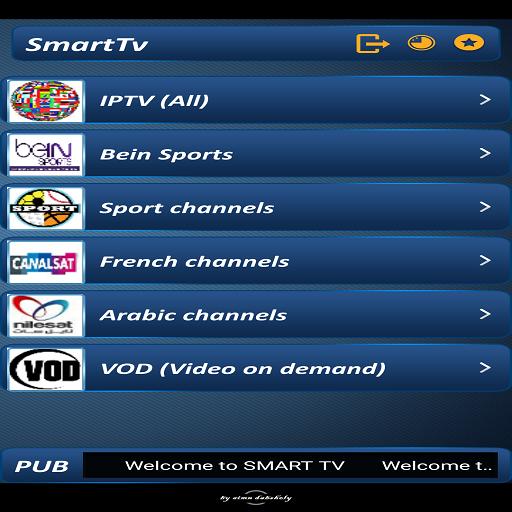 smart TV 9.0 screenshots 1
