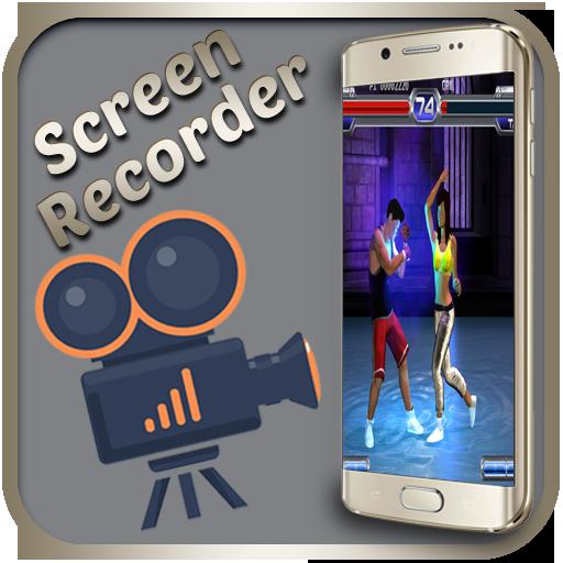 媒体与影片のモバイルスクリーンレコーダー LOGO-HotApp4Game