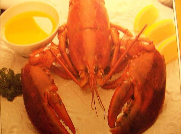 Boiled Maine Lobster Recipe