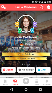 QuizUp Screenshot