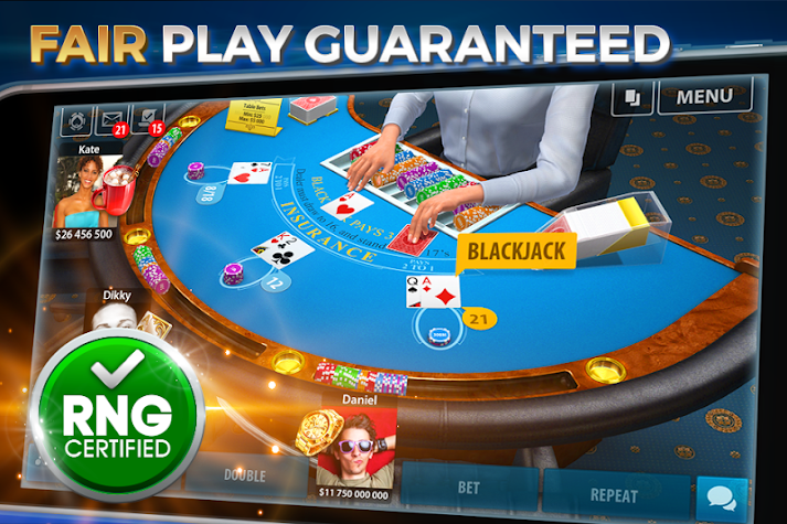 Blackjack 21: Blackjackist Screenshot