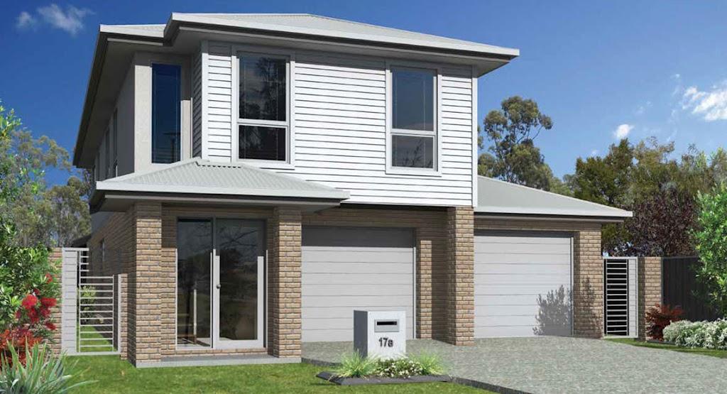 House plans duplex, dual key, double income homes