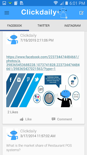玩商業App|Clickdaily Social免費|APP試玩