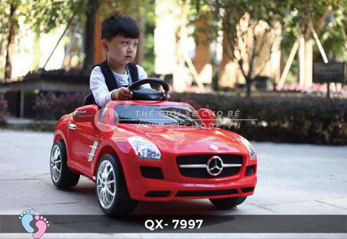 Ô tô điện trẻ em QX-7997