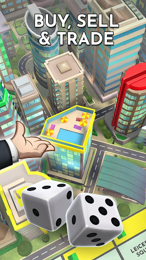 Monopoly - Board game classic about real-estate! apktreat screenshots 2