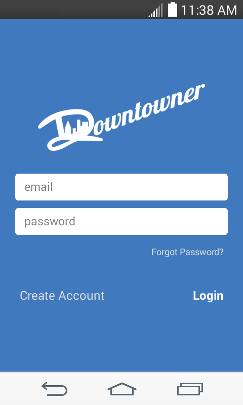 Downtowner- screenshot