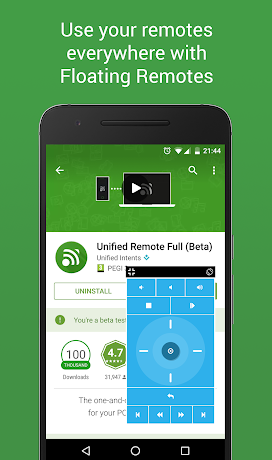 Unified Remote Full 3.7.2 APK