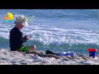 Video: The Real Panama City Beach, Florida brought to you by http://PCBVacations.com
