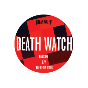 Logo of Breakwater And Taproom Death Watch