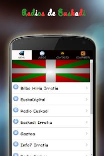 Radio Euskadi Gratis - náhled