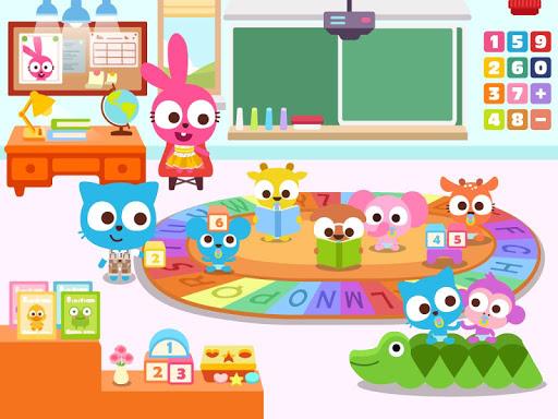 Papo Town Preschool screenshot 12