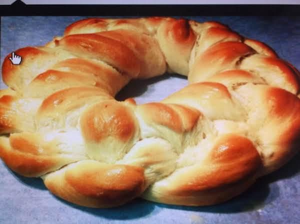Polish Egg Bread Recipe