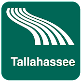 Tallahassee Map offline