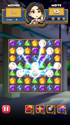 The Coma: Jewel Match 3 Puzzle  screenshots 8