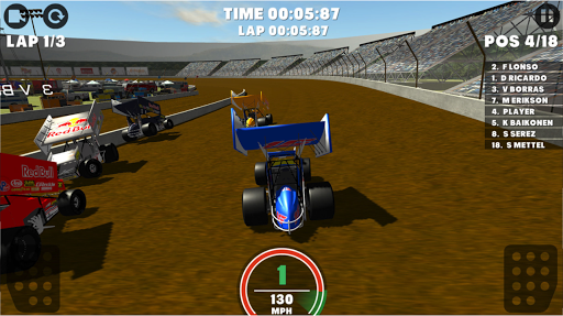 Outlaws - Sprint Car Racing 2019 - screenshot