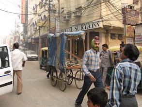 Photo: ulice Dillí
