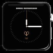 Heart Clock Widget