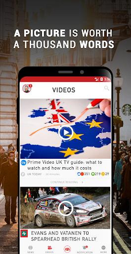 UK Breaking News & Local UK News For Free screenshot 4