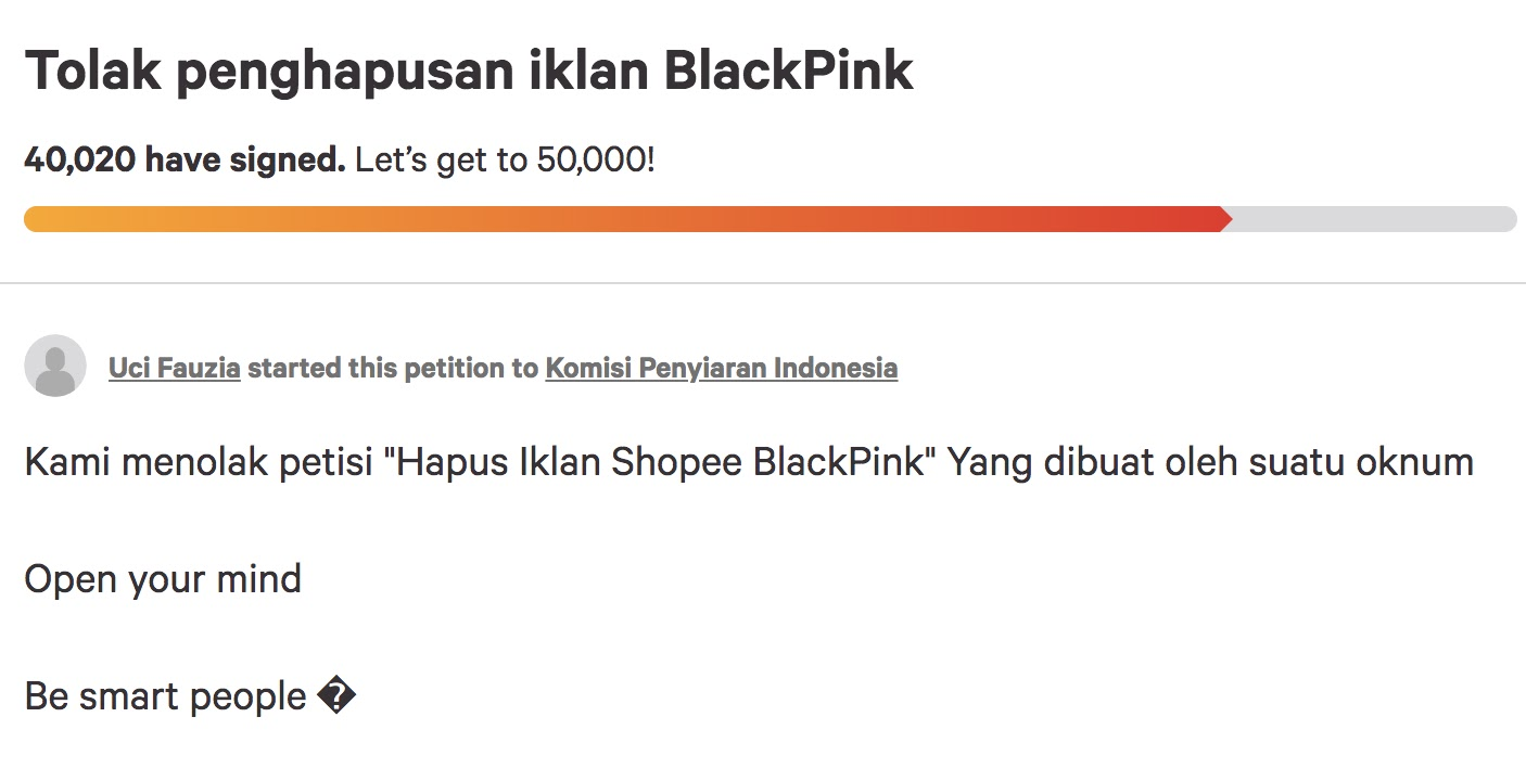 Petition To Ban Blackpink From Indonesian Tv Reaches Almost 100,000 Signatures-6680