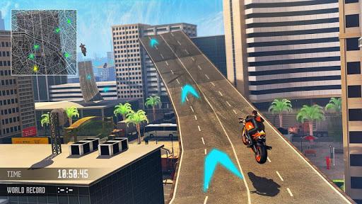 Grand City Moto X Bike Stunts image | 11