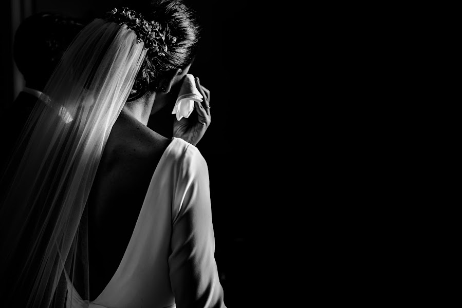 Wedding photographer Olmo Del valle (olmodelvalle). Photo of 11.10.2016