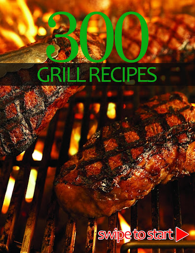 300 Great Grill Recipes
