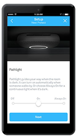 setup pathlight