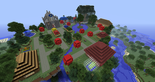 Idea for Epic Minecraft Island