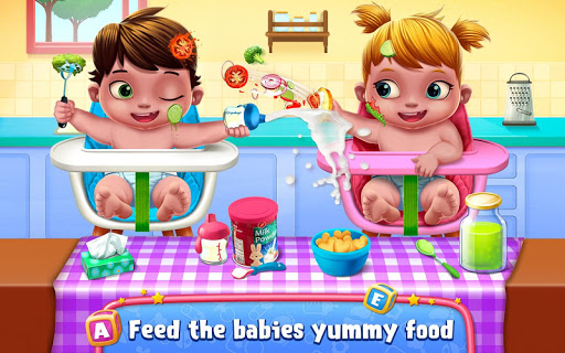 Babysitter First Day Mania - Baby Care Crazy Time 1.0.1 screenshots 1