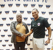 "Chippa United Chairman Siviwe ""Chippa"" Mpengesi introduces and welcomes newly appointed head Coach Norman Mapeza."