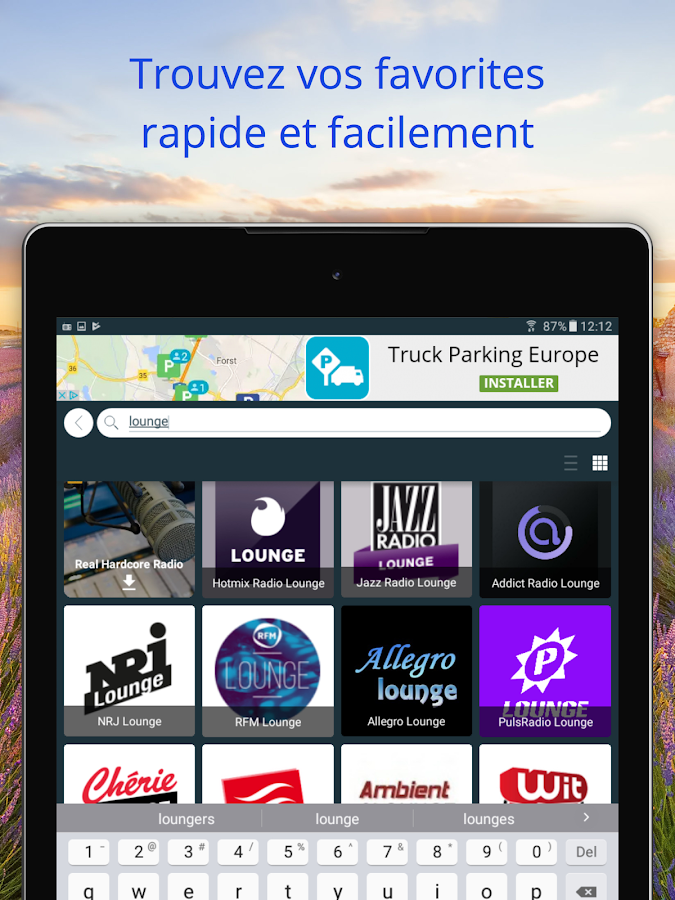 radio gratuite radio fm france radio en ligne android apps on google play. Black Bedroom Furniture Sets. Home Design Ideas