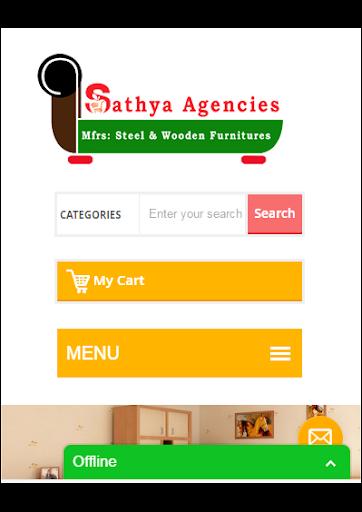 Sathya Agencies 1.0.0 screenshots 1