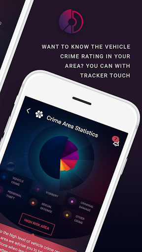 TRACKER Touch screenshots 3