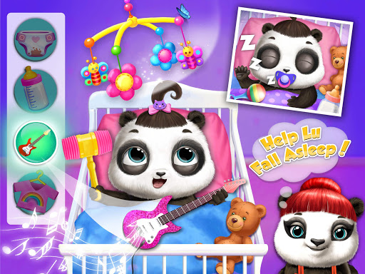 Panda Lu Baby Bear Care 2 - Babysitting & Daycare  screenshots 16
