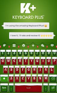 Santa Claus Keyboard - náhled