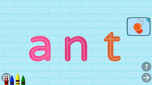 kindergarten kids learn rhyming & sight word games screenshot 2