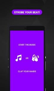 Music Strobe Pro:  hue flashlight for houseparty 4.11 Pro Mod APK Download 1