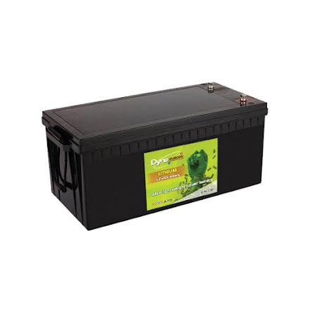 LiFePO4 batteri 12,8V/300Ah