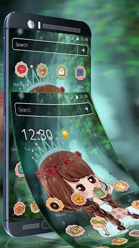 Princess Cute Theme HD 1.1.5 screenshots 8