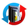 Format Data Recovery by Backup and Restore app for Android. APK icon