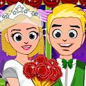 Pretend Town Wedding Party icon