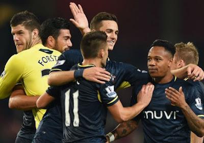 Southampton chute du podium