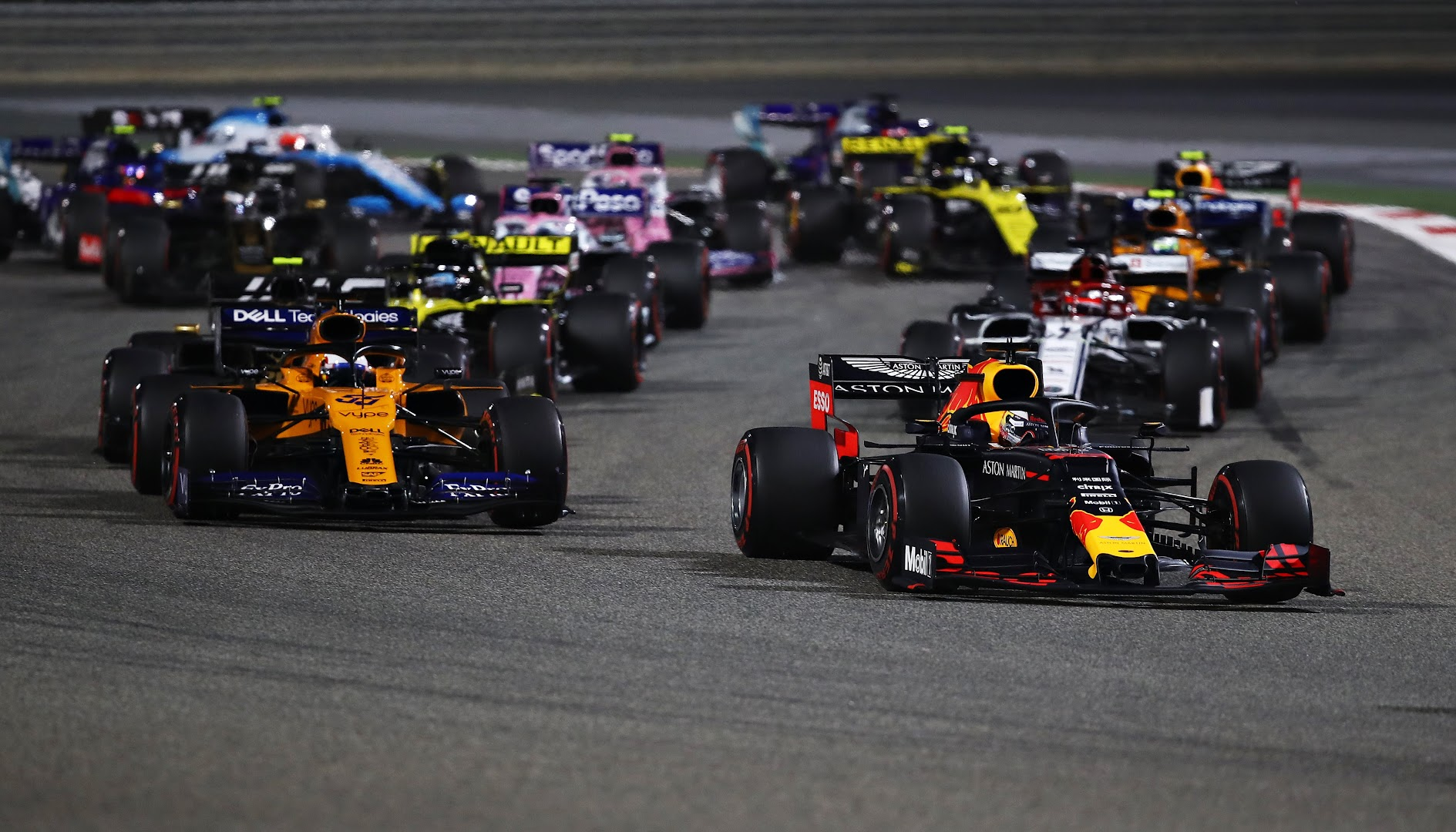2019第2戦F1バーレーンGP