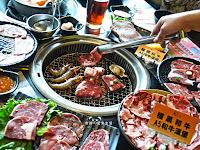 石頭日式炭火燒肉豐原館