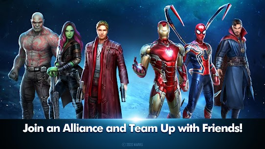 MARVEL Future Fight Mod Apk 6.1.0 (Unlimited Money + Gold) 5