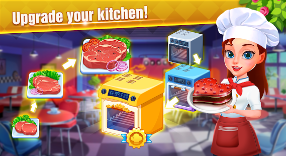 Download Full Cooking Family :Craze Madness Restaurant Food Game 1.19 APK