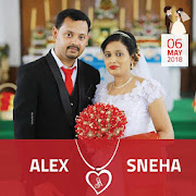 Marriage Of Alex weds Sneha